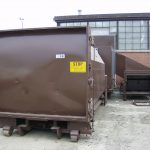Amore waste management project by Butler Disposal