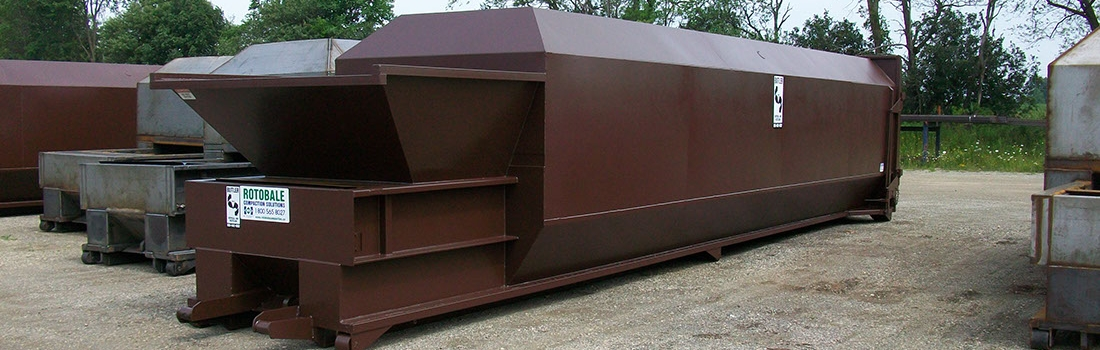 Future Butler Disposal and Recycling Extra Large Self-Contained Compactor
