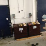 Stonemill needed two compactors